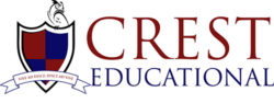 Crest Educational Logo